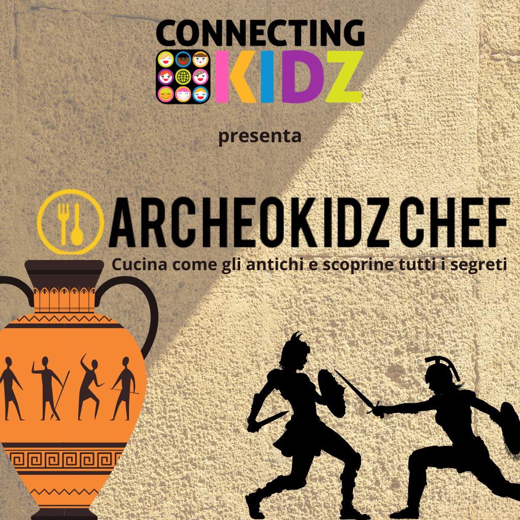 Archeokidz chef. Il Brunch degli sportivi prima dell'allenamento nell'antica Grecia e nella Roma dei gladiatori