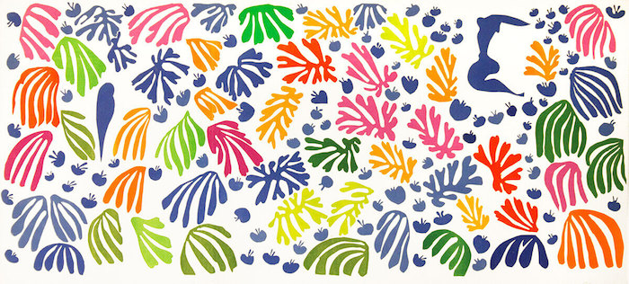 zoom pittorico su Henri Matisse