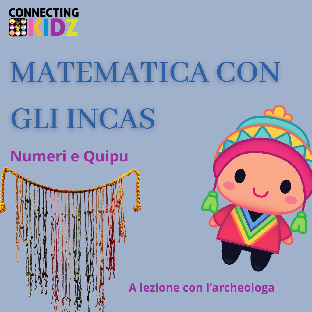 Matematica con gli Incas