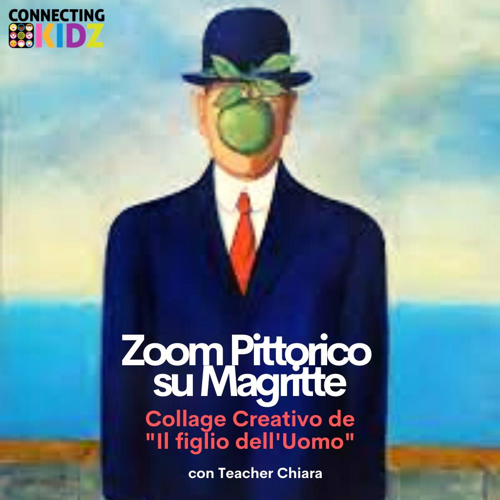 zoom pittorico su René Magritte
