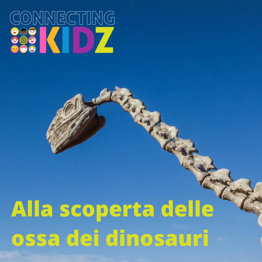 Alla scoperta delle ossa dei dinosauri
