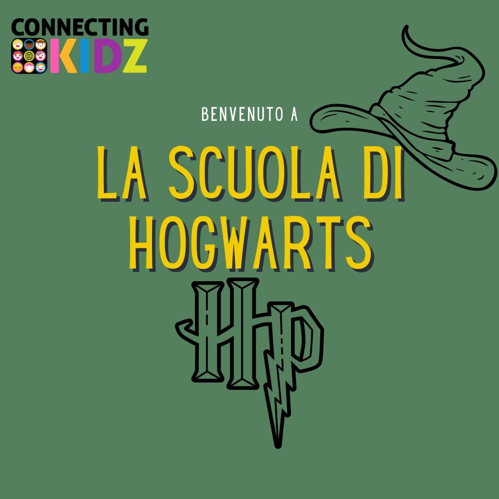Percorso - La Scuola di Hogwarts - da 1/7 al 22/7 il giovedi alle 19 rometime