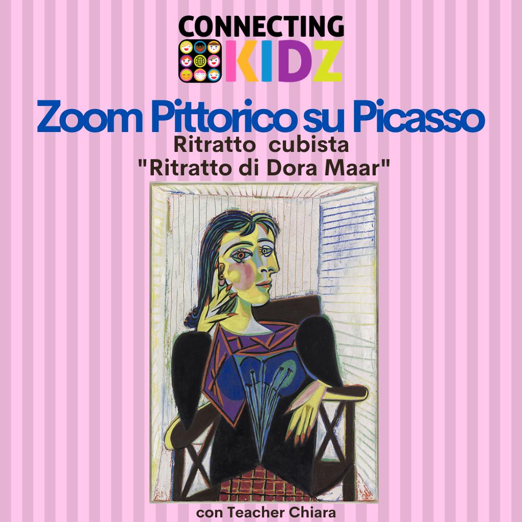 zoom pittorico su Pablo Picasso