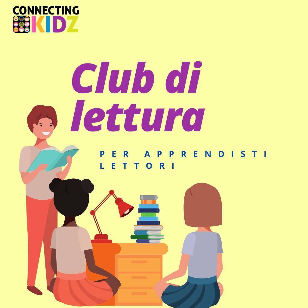 Percorso - CLUB DI LETTURA ASPIRANTI LETTORI - Sabato 26 giugno e 3/10/17 luglio ore 9.30 RomeTime
